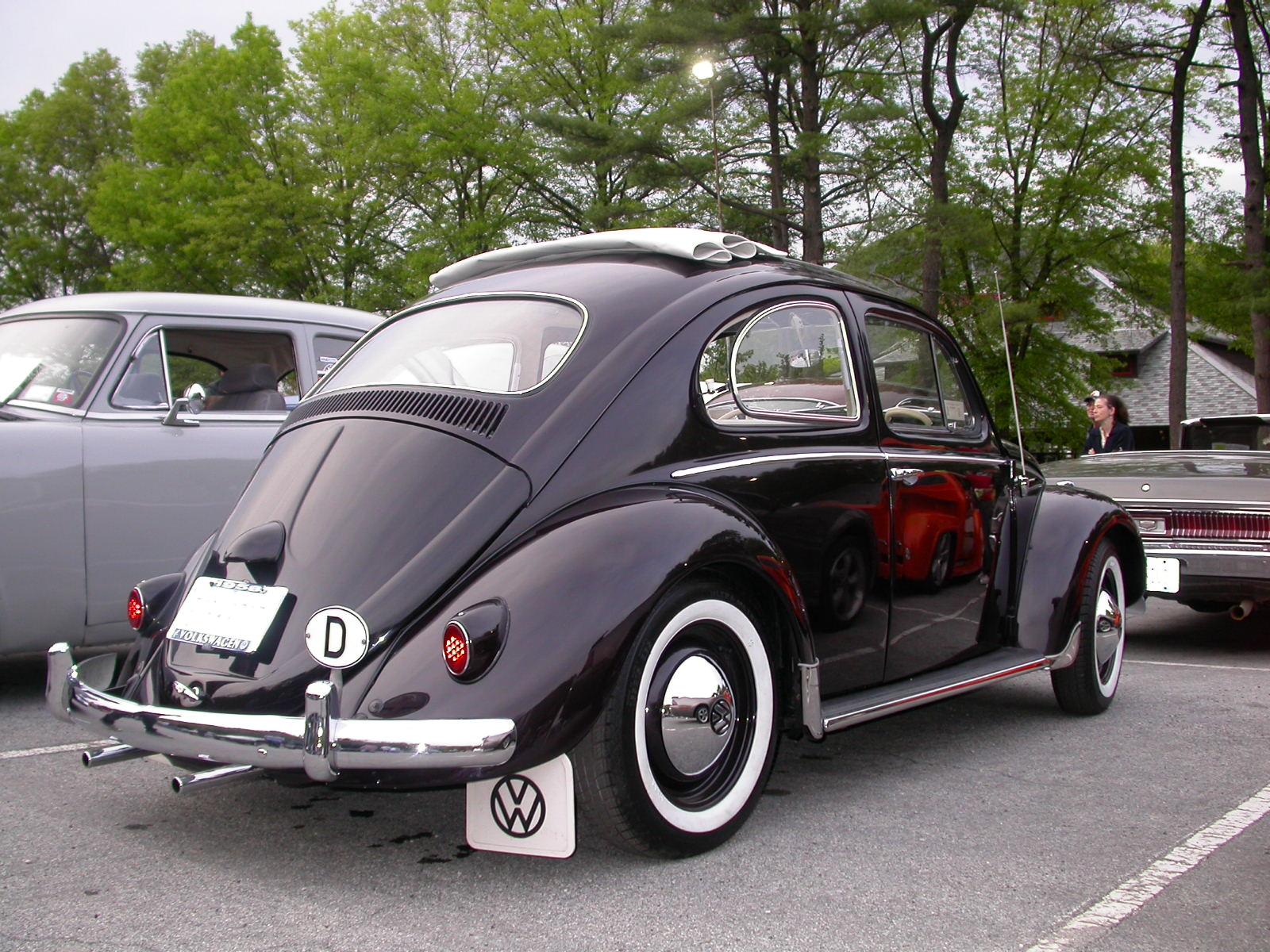 Collectible Volkswagen Beetle Mint