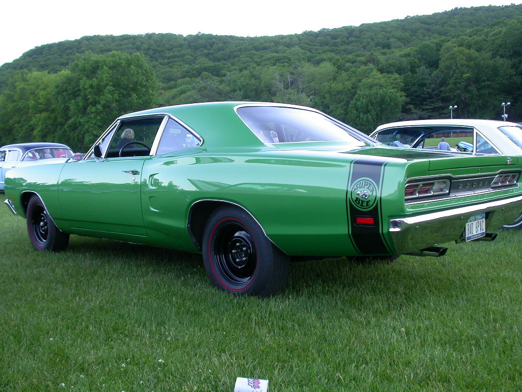 1969 Dodge Superbee - Six Pack