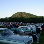 Car show at Bear Mountain