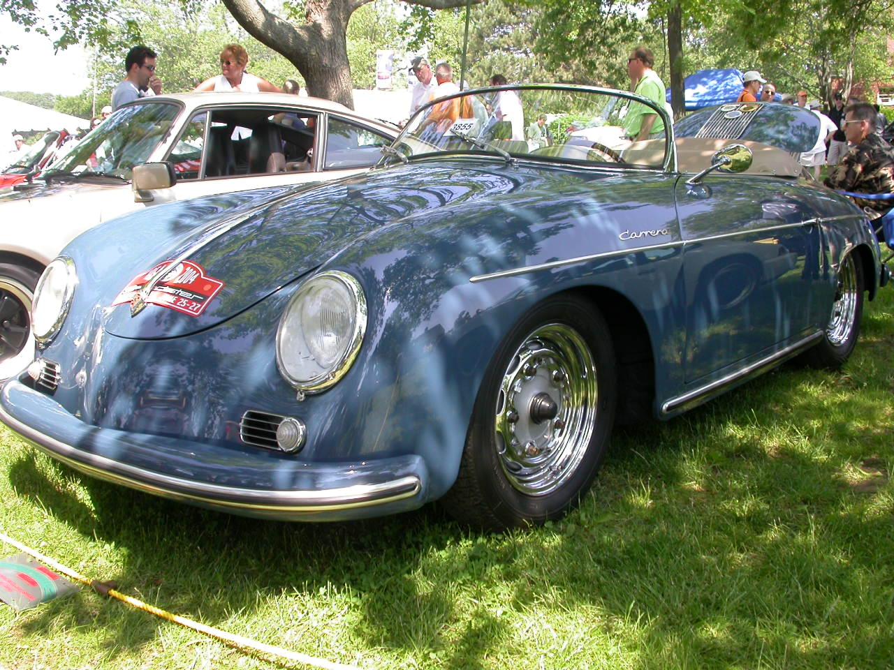 Porsche Speedster GS - Sportscar Advisors.com