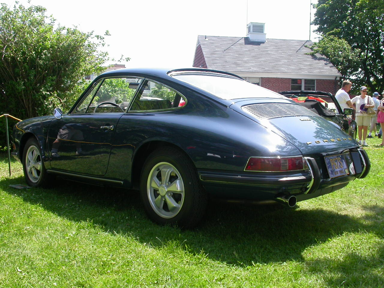 1967 Porsche 911t Related Infomation Specifications
