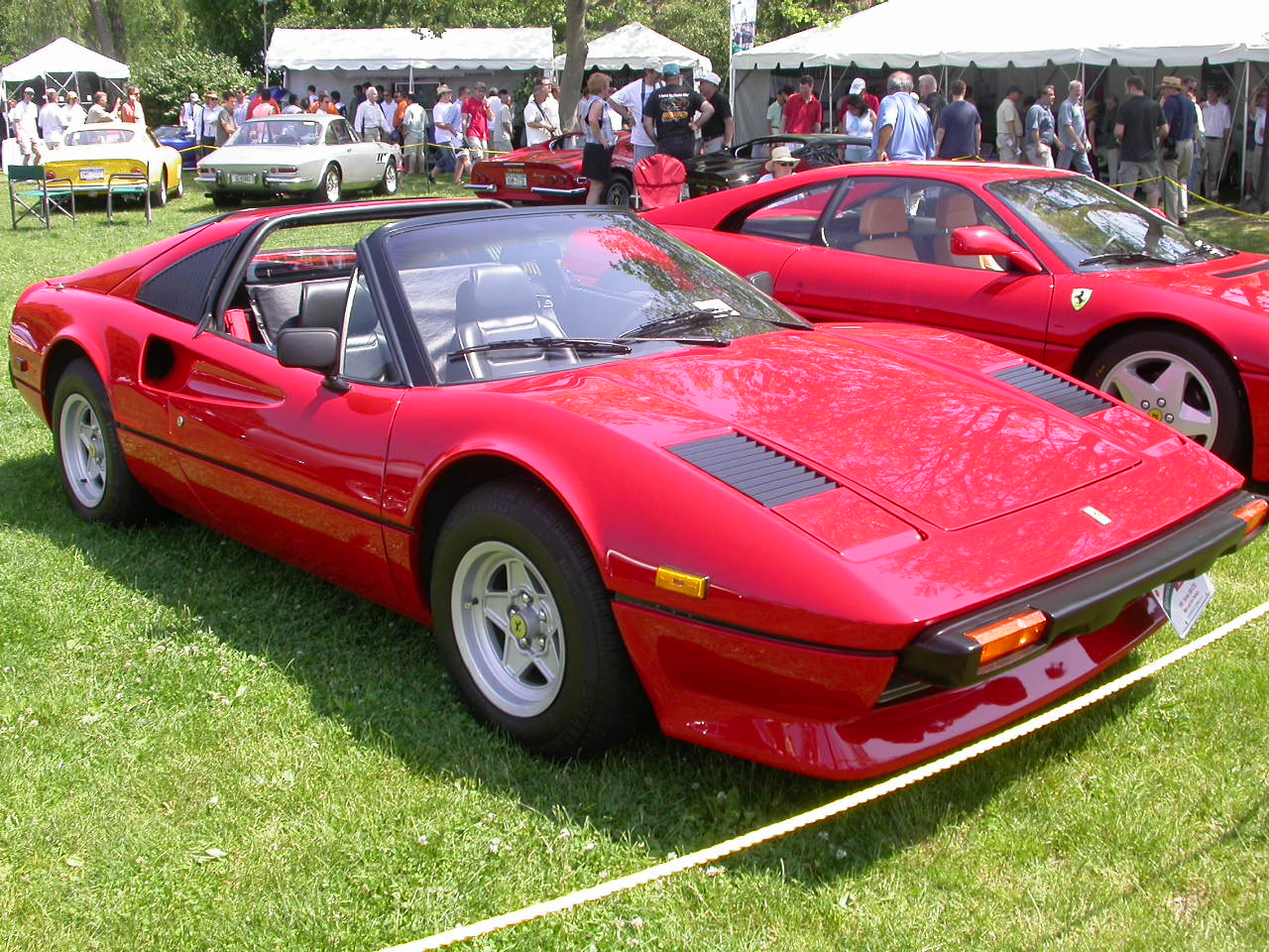 1981 ferrari 308 gtbi related infomation specifications weili automotive network. Black Bedroom Furniture Sets. Home Design Ideas