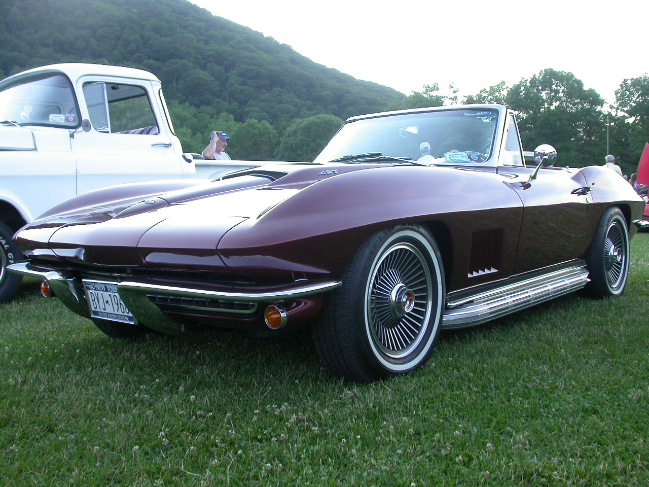 1967 Vette Bear Mountain