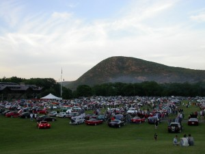 bear mountain car show June