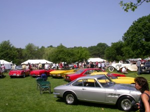 Greenwich Concours d\'Elegance