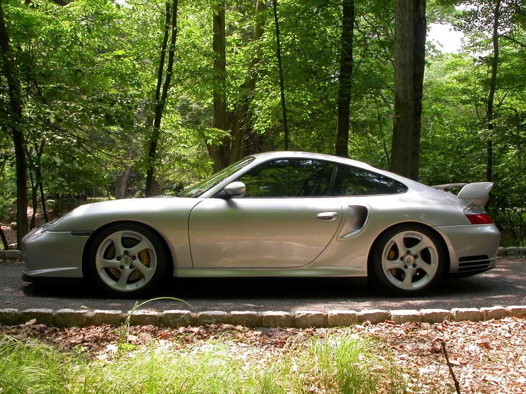 Clubsport Turbo Porsche