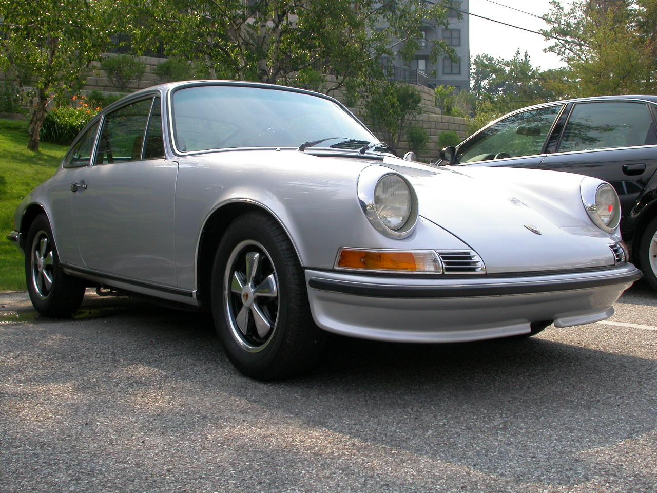 1969 Porsche 911E :