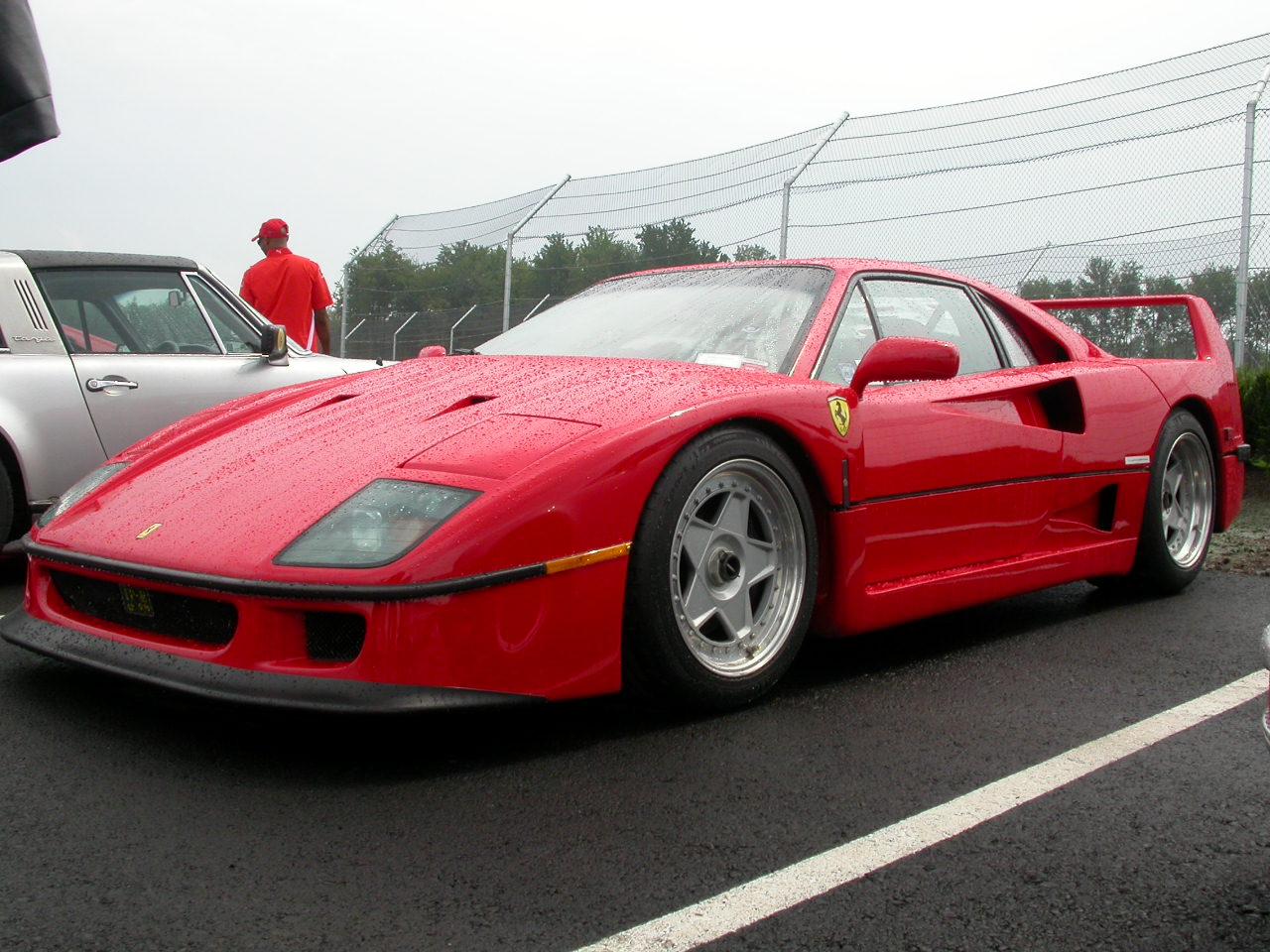 ATL Ferrari F40