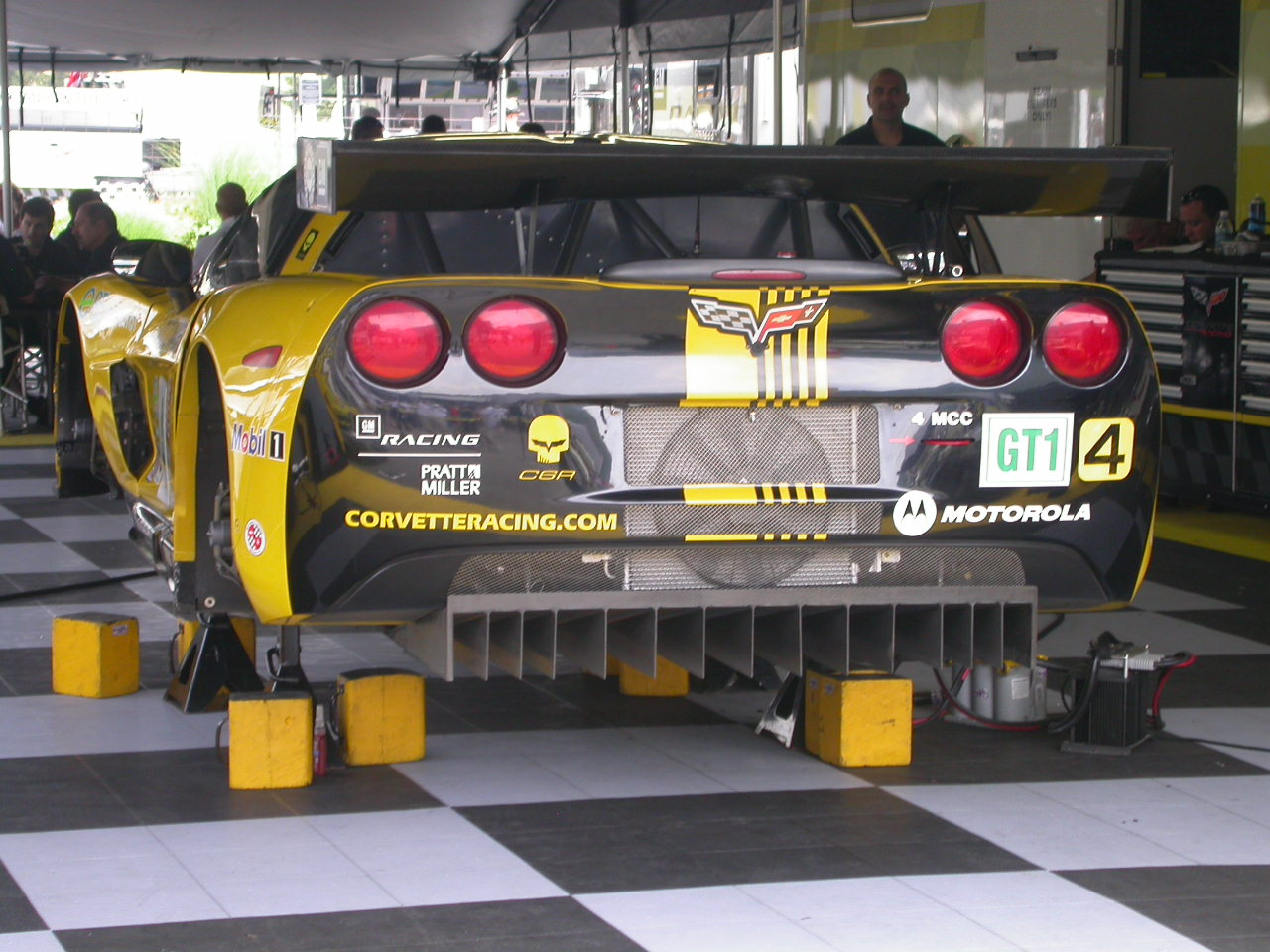 Corvette Racing: