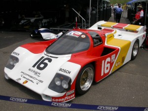 Dyson Porsche IMSA 962