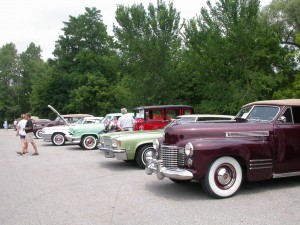 Hemmings New England Concours Vermont - Day 1