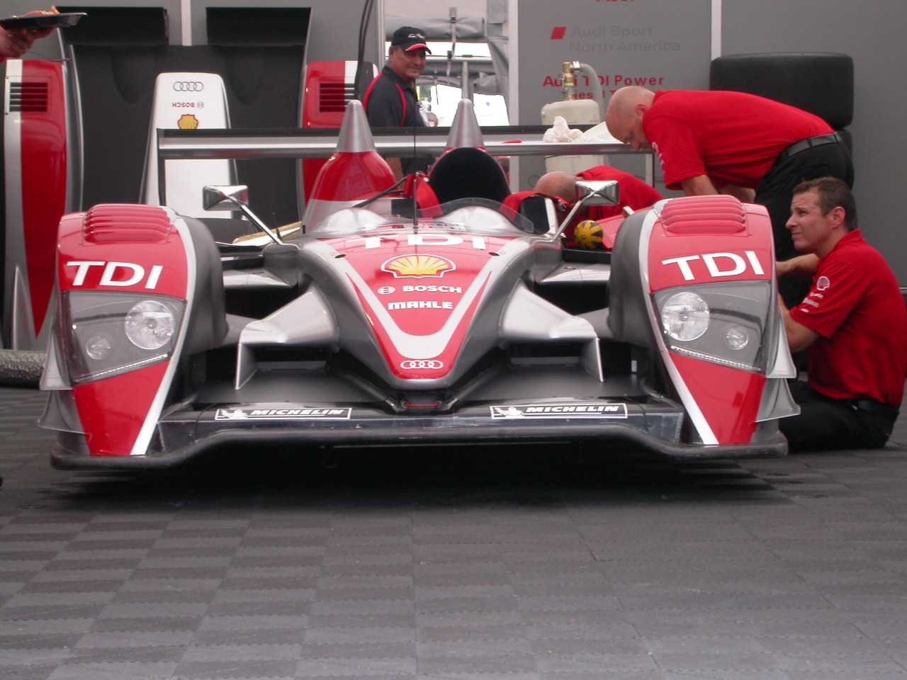 Audi R10 American Le Mans