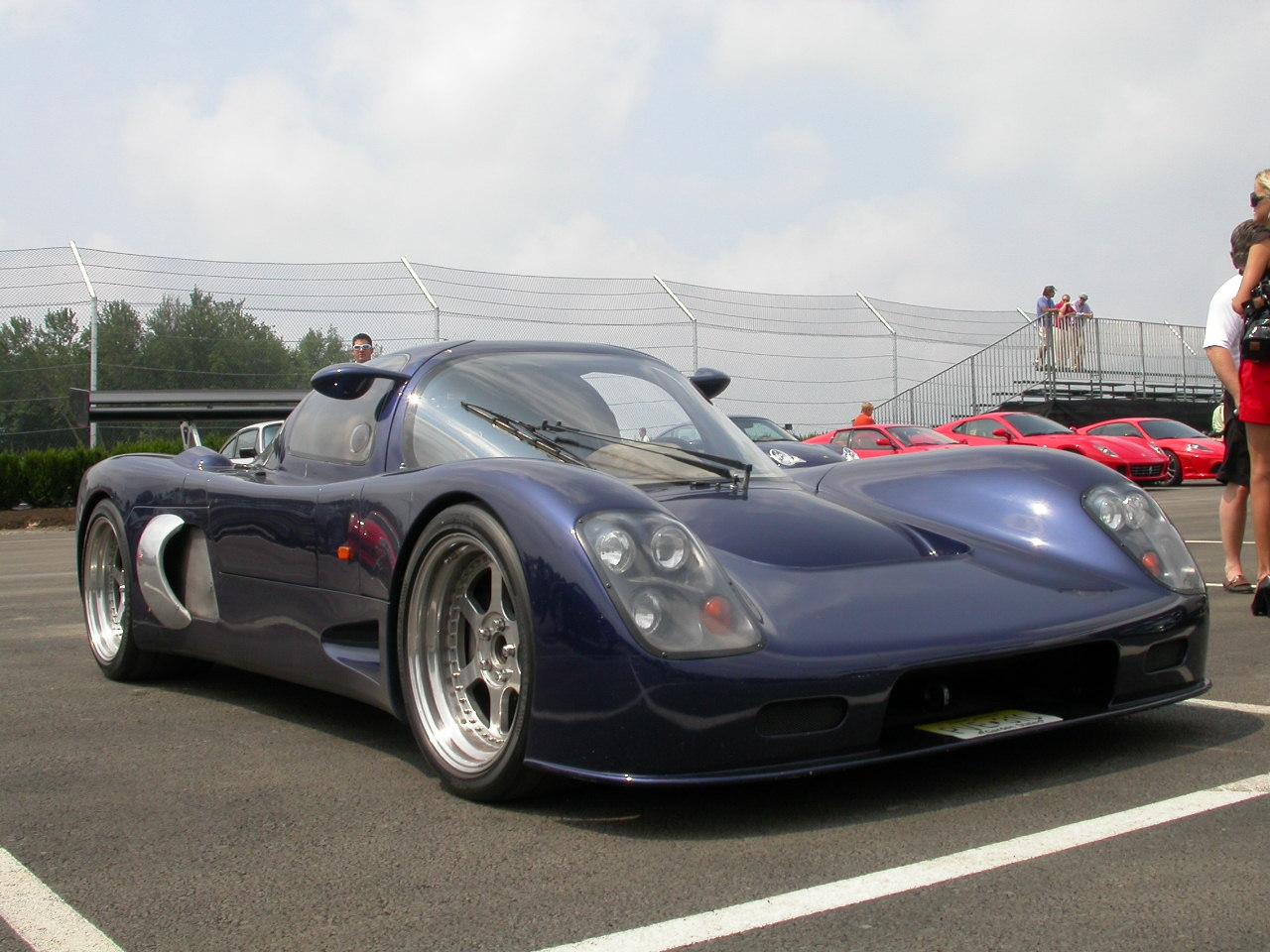 Ultima GTR race car MMC race club NY