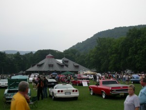 Wednesday Night Car Show Bear Mountain