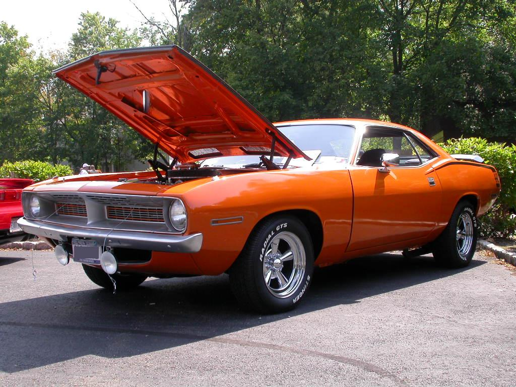 Muscle Cars aboundThis one one of the nicest classic muscle cars at